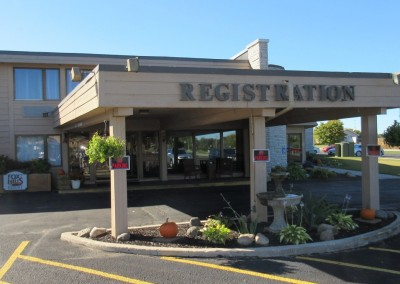 Fox Hills Resort Registration
