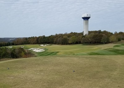 Buffalo Ridge Hole 10 Tee
