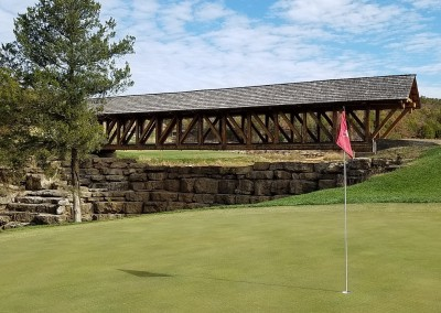 Buffalo Ridge Hole 14 Bridge