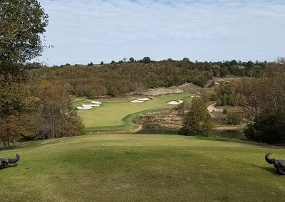 Buffalo Ridge Hole 15 Tee