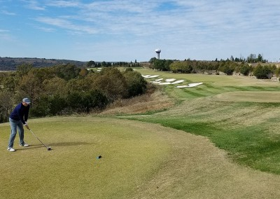 Buffalo Ridge Hole 18 Tee