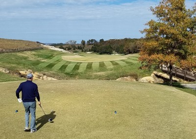 Buffalo Ridge Hole 2 Tee