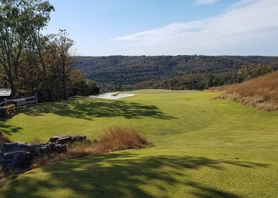 Mountain Top Hole 7 Tee