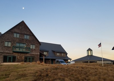 Bandon Dunes Clubhouse Sunrise