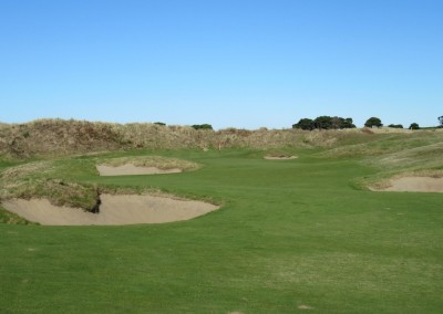 Bandon Dunes Hole 14 Approach