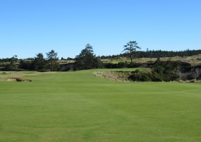 Bandon Dunes Hole 17 Approach
