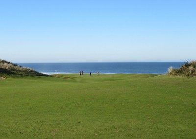 Bandon Dunes Hole 4 Approach