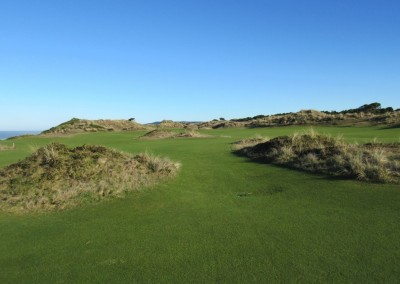 Bandon Dunes Hole 5 Fairway