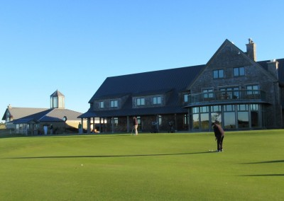 Bandon Dunes Putting Green