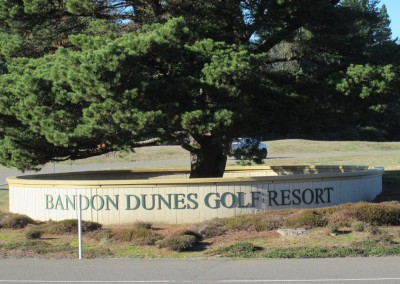 Bandon Dunes Resort Entrance