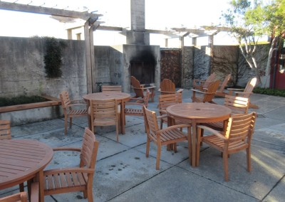 Bandon Dunes Resort Fire Pit