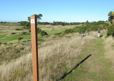 Bandon Dunes Resort Trail