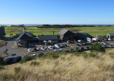 Bandon Dunes Resort Trail View
