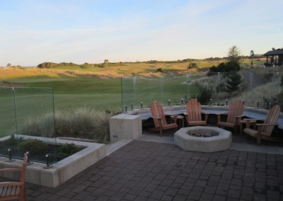Bandon Trails Clubhouse Fire Pit