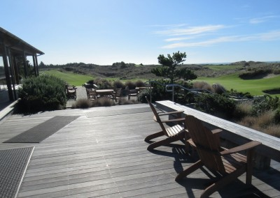 Bandon Trails Clubhouse Patio