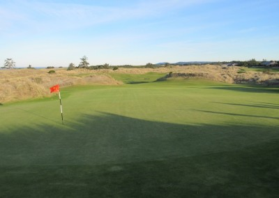 Bandon Trails Hole 1 Green