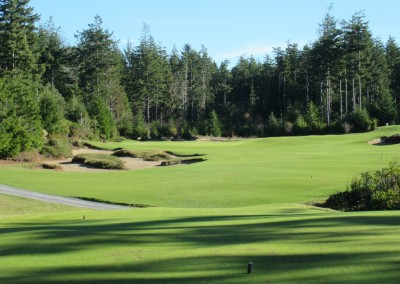 Bandon Trails Hole 12 Par 3 Tee