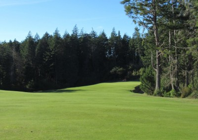 Bandon Trails Hole 13 Approach
