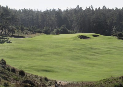 Bandon Trails Hole 14 Fairway