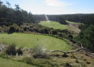 Bandon Trails Hole 14 Tee