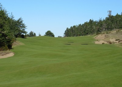 Bandon Trails Hole 16 Fairway