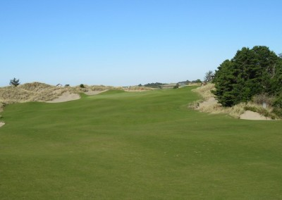 Bandon Trails Hole 18 Approach