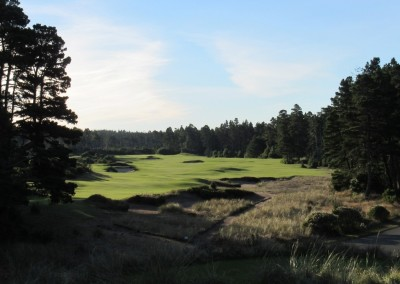 Bandon Trails Hole 3 Tee
