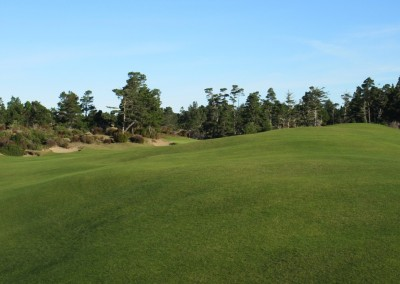 Bandon Trails Hole 4 Approach