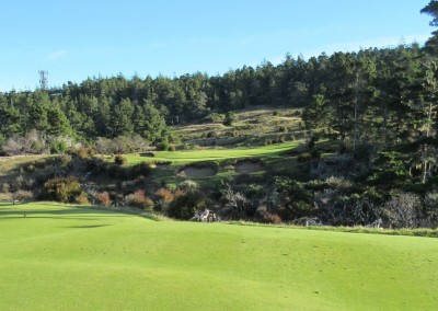 Bandon Trails Hole 5 Par 3 Back Tee