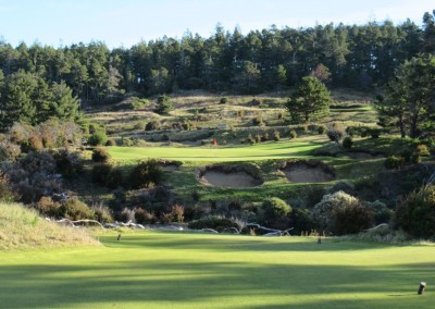 Bandon Trails Hole 5 Par 3 Tee