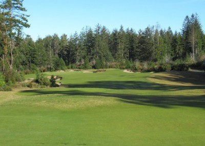 Bandon Trails Hole 8 Driveable Par 4 Tee