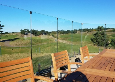 Pacific Dunes Clubhouse Patio