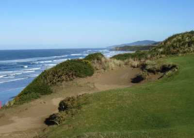 Pacific Dunes Hole 11 Ocean View