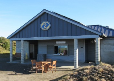 Pacific Dunes Hole 12 Snack Shop