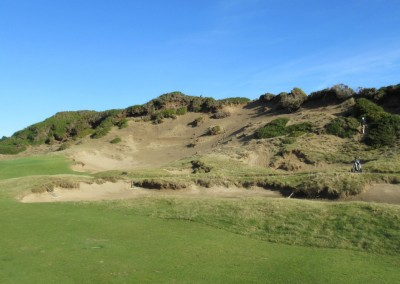 Pacific Dunes Hole 13 Blowout Bunker