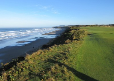 Pacific Dunes Hole 4 Green Northern View