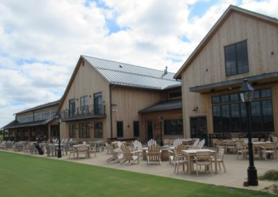 Sand Valley Golf Resort Clubhouse Patio