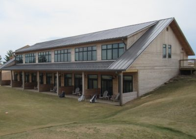 Sand Valley Golf Resort Dunes Lodge