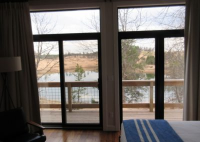 Sand Valley Golf Resort Lake Leopold Cottages Bedroom View