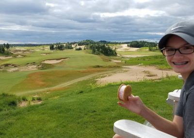 Sand Valley Resort Sand Valley Course Hole 10 Ice Cream