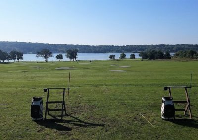 Geneva National Golf Resort Driving Range View