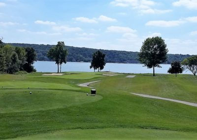 Geneva National Golf Resort Palmer Course Hole 16 Par 3 Tee