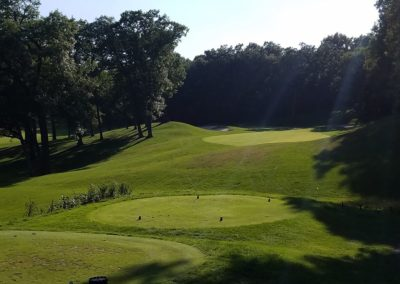 Geneva National Golf Resort Trevino Course Hole 3 Par 3 Tee