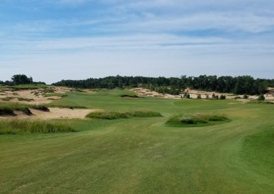 Sand Valley Resort Mammoth Dunes Golf Course Hole 12 Tee