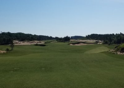 Sand Valley Resort Mammoth Dunes Golf Course Hole 6 Forward Tee