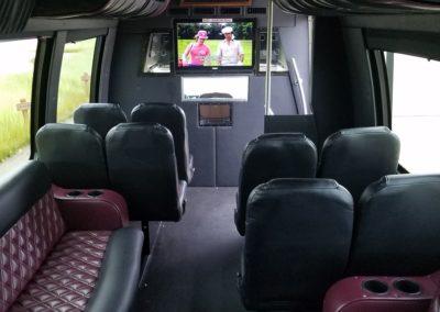Courtesy Shuttle AllurAah Charter Interior 3