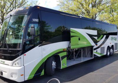 Go Riteway Coach Bus Exterior
