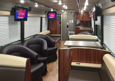Go Riteway Executive Coach Interior