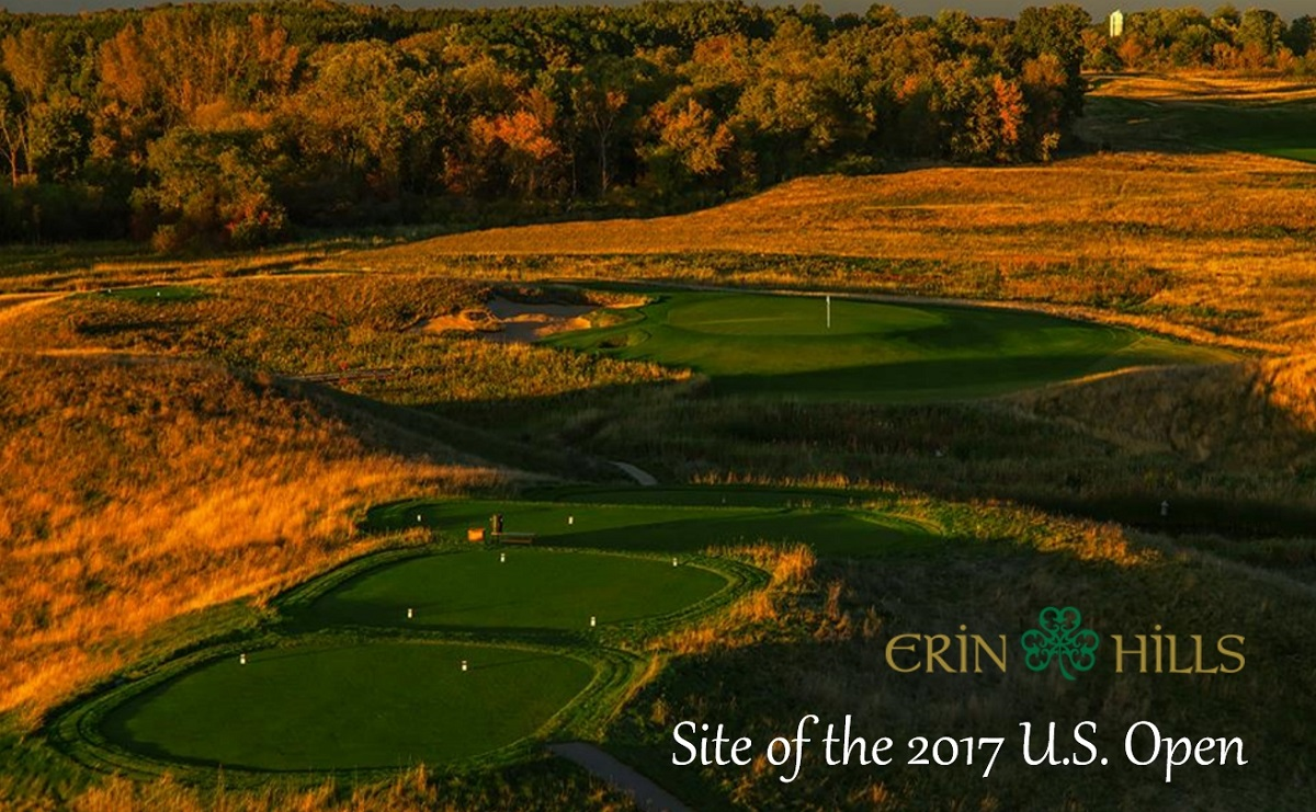 Erin Hills US Open gallery