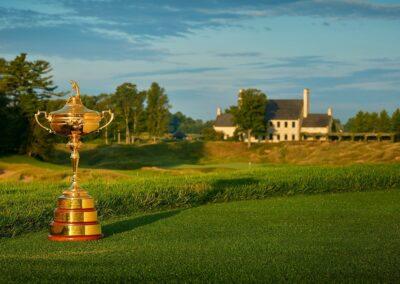 2020 Ryder Cup Whistling Straits Trophy GR1